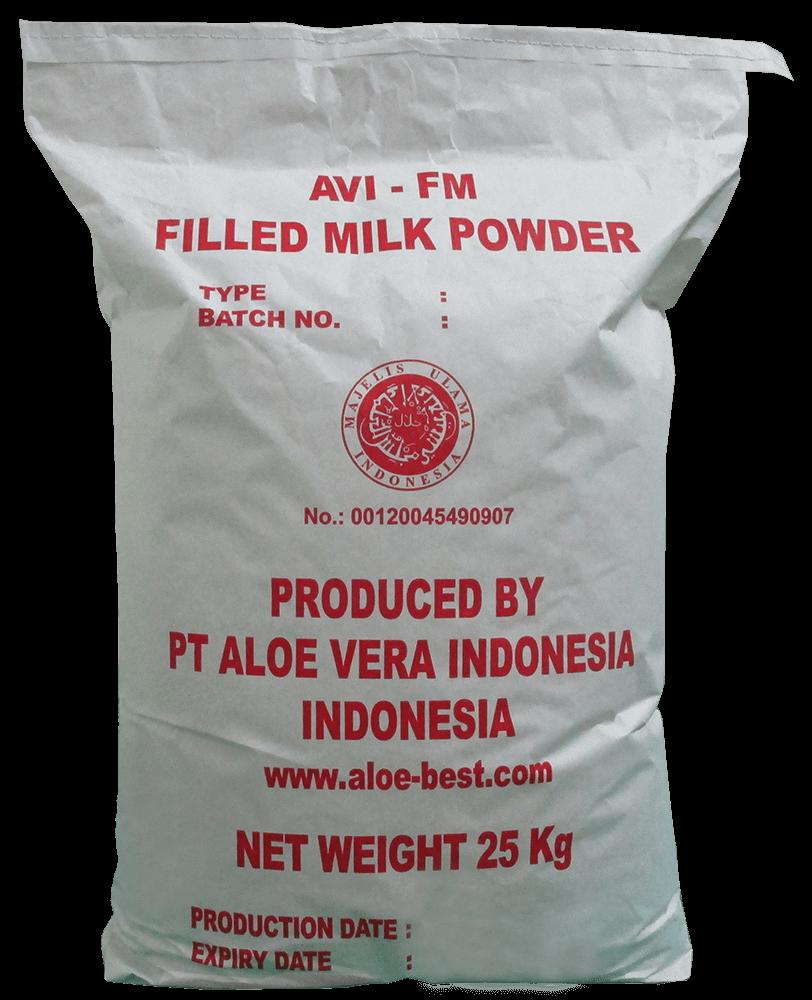 Filled Milk Packaging